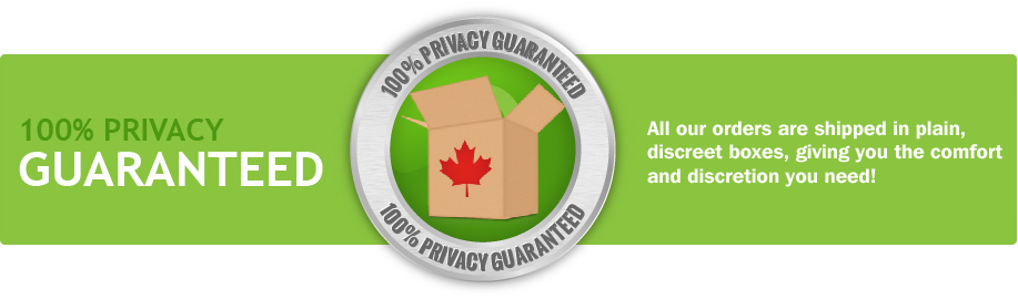 Private and Discreet Shipping on all orders at AgeComfort, Canada's Home Health Care Online Store